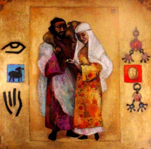 問124「天の喜びを地に」ルカ15...